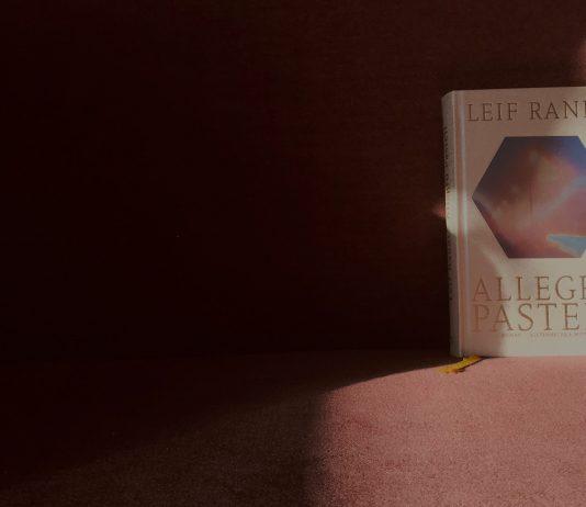 Leif Randt, Allegro Pastell.