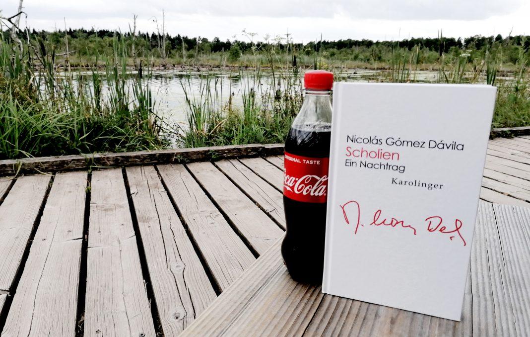 Dávila lehnt geheim an Cola? Ungleiches Paar im Schwenninger Moos